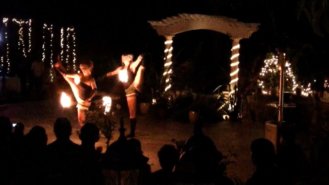 Fire Dancing Duets